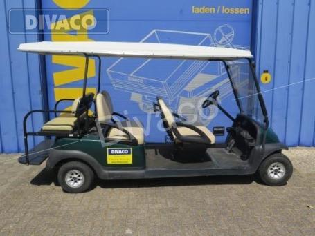 golfcart 6 sitzer personentransport personen transport. Black Bedroom Furniture Sets. Home Design Ideas